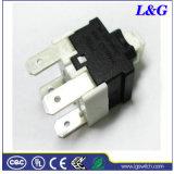 Aspirateur 16A250Contrôle de la puissance d'ACC Micro interrupteur à bouton poussoir