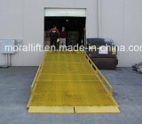 Mobule hydraulique Forklift Ramp pour Warehouse