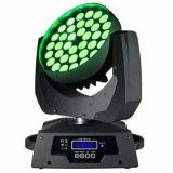 새로운 36*10W LED Zoom Moving Head Light (GCM-36)