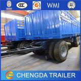 الصين 3 محور العجلة [فلتبد] شحن يشبع مقطورة مع [ببو] محور العجلة