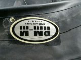 Tubo interno del motociclo per il servizio africano