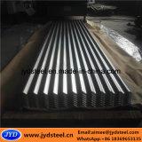 Lamiera di acciaio rivestita in lega di zinco di alluminio per tetto
