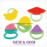 Silicone divertente Baby Teether per Toy