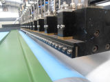 Machine à stratifier en tissu / cuir / éponge (JYT-H)