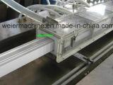 Indicador do PVC da eficiência elevada e máquina da extrusão do perfil da porta