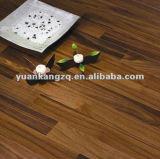 手擦られたカシによって設計される寄木細工の床のフロアーリング