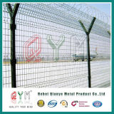 De gelaste Fabriek van de Omheining van de Luchthaven/van de Omheining van het Prikkeldraad Securityrazor