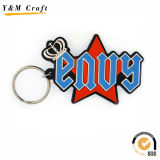 Promocional Soft PVC Key Tag Publicidade Ym1124