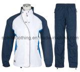 изготовленный на заказ  полиэстер контакт костюм для мужчин (ELTSJJ-130)