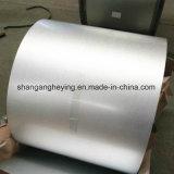 Bobine en acier plongée chaude d'enduit en acier en aluminium d'alliage pour le matériau de construction