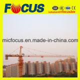 Caricamento massimo approvato Qtz160 della gru a torre del macchinario di costruzione del Ce 10t
