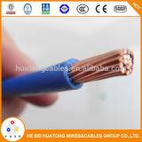 Fio flexível do cabo com padrões Thhn do UL