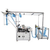 Toalha de praia fazendo a máquina do vestuário e máquinas têxteis toalhas de algodão fazendo a máquina