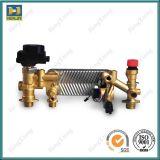 Componenten van de gaskookketel aan de wand - Waterwegregelsysteem (FIR-002)