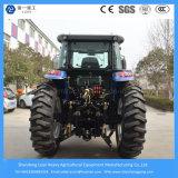 Landbouwbedrijf van Weifang/Landbouw/het Lopen Tractor 704/1254/1354/1404/1554 met de Motor van Yto van de Cabine Foton