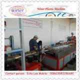 Perfil de puertas y ventanas de PVC de la línea de producción