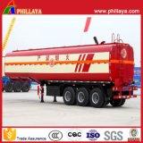 50000litros Fuel Oil Tank Semi Truck Petrol Steel Tanker Trailer