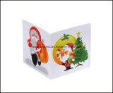 Papel de design personalizado promocional para Natal Memo Cube Note Cube