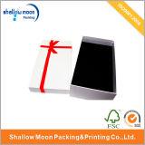 Красная тесемка и коробка упаковки Balck Liing белая (QY150032)