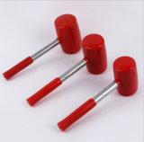 Молоток ручки утюга резиновый для строительного проекта
