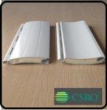 Aislado de rodadura del obturador listones/ rolling shutter perfiles para puertas (55 mm)