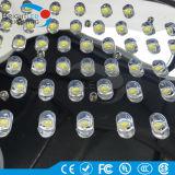5 años de alumbrado público de la garantía IP65 100W LED