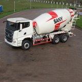 Miscelatore del camion di Sany Sy308c-8 (r) 8m3