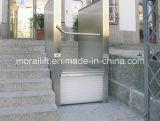 Elevador interno residencial do elevador vertical da plataforma