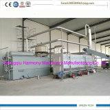 Up-Oilly от технологии удаления отходов и давление в шинах и пластмассовые непрерывный пиролиз завод 15-20 Tpd