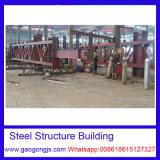 Structure en acier, structure en acier, châssis en acier de construction