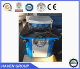 QF28Y-4*200普及した販売された低価格油圧ノッチを付ける機械