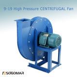 9-19 Ventilador centrífugo de alta presión con Super viento