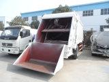Sinotruk HOWO 4*2 266HP 쓰레기 쓰레기 압축 분쇄기 트럭