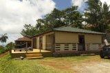 Installation rapide et construction préfabriquée africaine détachable de Chambre