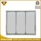 Color gris aluminio recubierto de polvo de la apertura de ventana con la prueba de sonido (JBD-S2).
