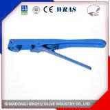 Het Aluminium Handlever van de Exploitant van de klep met Blauwe Kleur