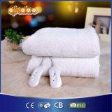 Стяжные теплый флис электрический одеяло с 220V защита от перегрева