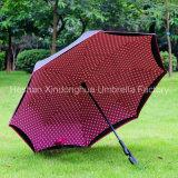 Parapluie inversé mains libres portatif coloré pour voiture (SU-0023I)