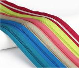 Fermeture à glissière dans la chaîne en nylon d'alimentation de taille différente No 3/4/5/7/8/9/10