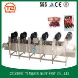 Secadora del alimento del acero inoxidable y frutos secos y máquina de los vehículos