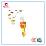 Bebé del alimentador del alimento Mordedor para la fruta fresca