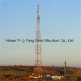 Toren van de Antenne van de Telecommunicatie van Pool van het staal de Tubulaire voor overzee