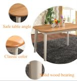 Simple moderna de Solidwood Muebles Mesa de comedor y sillas
