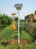 La luz solar El Control de Plagas / Frecuencia Pest-Killing oscilación Solares / Lámpara de luz de Asesino de insectos /Electric Mosquito Killer