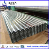 Edilizia Material 22 Gauge Zinc Galvanized Corrugated Steel Roofing Sheets Made in Well-Established e in Reliable Manufacturer