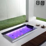 Acrylique d'intérieur de Monalisa Baisse-dans la baignoire de massage de Wantonness (M-2049)