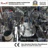 Подгонянная профессионалом нештатная автоматическая машина агрегата для санитарной производственной линии