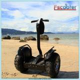 中国2の車輪のバランス72Vのリチウム電池力の電気スクーター