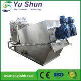 Máquina de desidratação de lodo para tratamento de águas residuais