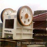 Yuhongの承認される最上質の最もよい販売のエメリーの顎粉砕機のセリウム